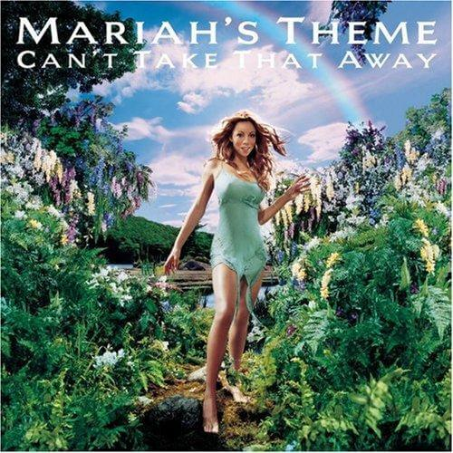 Mariah Carey - Can't Take That Away / Love Hangover / Crybaby